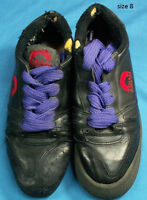 WOMEN'S ASHAM CURLING SHOES SIZE 8 (USED)