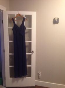 Gorgeous maternity evening gown - Size L
