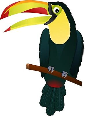 30 Custom Toucan Personalized Address Labels