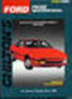Chilton Ford Probe 1989-92 repair manual for sale, brand new.