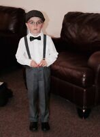 Ring bearer Vintage outfit 5T