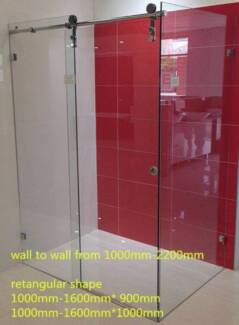 ANY SIZE FRAMELESS TOUGHENED SHOWER SCREEN & Galss spalshback Bankstown Bankstown Area Preview