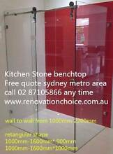 SYDNEY Stone Kitchen Benchtops/ splashback /shower screen Bankstown Bankstown Area Preview