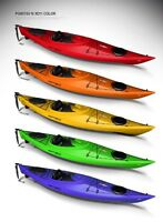Point 65 XO11 GS 11ft touring kayaks - all colors instock now!