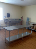 Commercial Kitchen for Rent in Waterloo