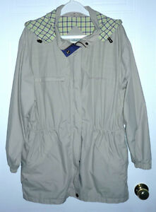 Hooded Jacket by Cottage Essentials : Sz S/M Cambridge Kitchener Area image 1
