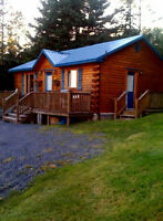 Cabin with lot for SALE