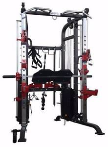 New Ultimate Functional Trainer F70 with Cast Iron Weight Stacks Malaga Swan Area Preview