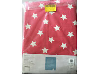 Brand new lined blackout curtains from John Lewis