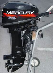 wanted bottom end for a 96 style mercury 9.9 boat motor