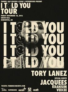 Looking for Tory Lanez Meet & Greet tickets
