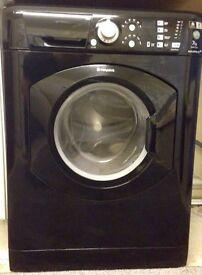 Hotpoint Washing Machine (black) 7KG Eco WMF740 Aquarius+