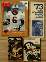 CFL 60s, 70s and 90s COLLECTIBLES