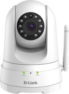 D-Link Caméra panoramique Full HD Wi-Fi / Lan - DCS-8525LH