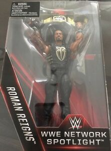 WWE Elite Figures MIB