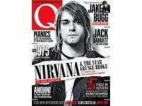 Ten years of Q magazine