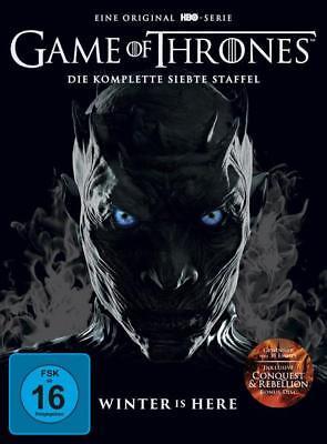Game of Thrones: Die komplette 7. Staffel [5 DVDs]