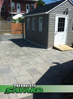 INSTALLATION & REPARATION PAVE UNIS MONTREAL