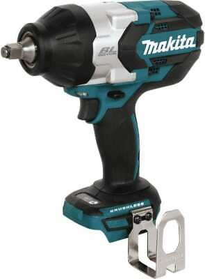 Makita 12 Drive 18 Volt T-handle Cordless Impact Wrench Ratchet 1700 Rpm...
