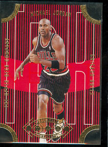 1996-97 Upper Deck Fastbreak Connections Michael Jordan FB23