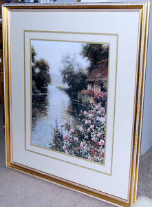 Framed Louis Aston Knight Landscape Kawartha Lakes Peterborough Area image 1