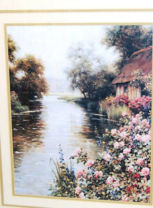 Framed Louis Aston Knight Landscape Kawartha Lakes Peterborough Area image 2