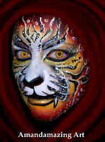 Amandamazing Art - Professional Face Painter & Body Artist