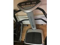 Bodytek power trainer vibration plate