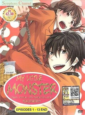 MY LITTLE MONSTER   Episodes 01-13   English Subs   1 DVD (SC-M002)