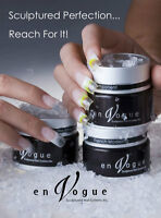 LEARN HOW TO BE A GEL NAIL TECH - WORK FROM HOME OR IN A SPA