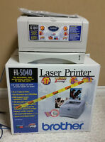 Brother HL-5040 Laser Printer in excellent condition
