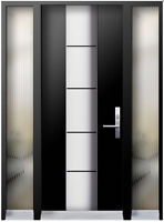 Modern Collection of Exterior Doors