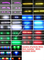 1FT 12IN 30CM 32 Led Strip Light Knight Rider Flash Strobe Scann