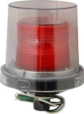 Federal Signal Strobe Light 120 Vac 4x Nema Rated Strobe Tube Red 225xst-120r