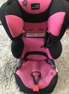 Booster seat - Britax Safe N Sound Hi Liner SG - Pink