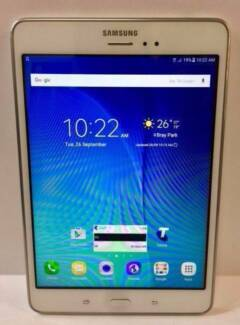 SAMSUNG GALAXY TAB A 16GB WIFI AND CELLULAR