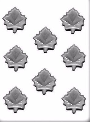 Maple Leaf Hard Candy Mold from CK -