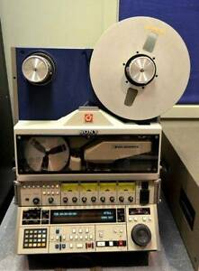 Wanted - Sony or Ampex 1 inch video tape machines or parts Brisbane City Brisbane North West Preview