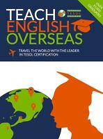 TEACH ENGLISH ABROAD - GET TESOL CERTIFIED NOW