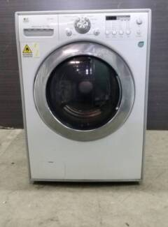 COMBO 10kg/6kg LG Steam Combined Washer
