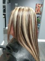 Summer Special! Free haircut and highlights for only $85!