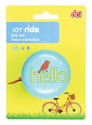 Childrens bike bell Bicycle Disney Cars Minnie Mouse Ladybird Boys Girls Poison