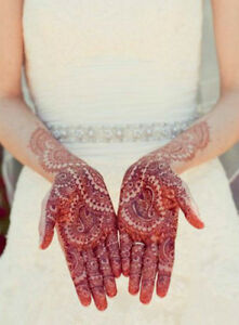 Henna Designs /bridal henna,Henna Party(chamicals Free) Kitchener / Waterloo Kitchener Area image 2