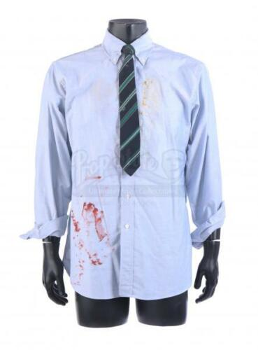 Screen Worn Christian Bale as Dick Cheney costume from the movie Vice