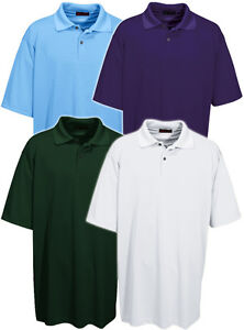 Bermuda-Sands-Golf-NEW-Mens-Size-S-3XL-Dri-Wick-Tonal-Stripe-Sport-Fit-Polos-55