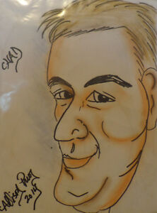 CARICATURE Artist Available for Parties and Events.. St. John's Newfoundland image 9