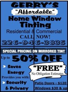 Professional Home Window Tinting  Windsor Region Ontario image 3