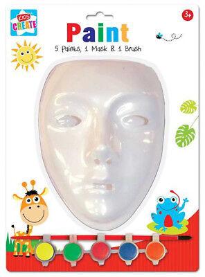 hr Eigenes Maske Kunsthandwerk Kreativ Spaß Kleinkinder (Spaß Kinder Kunsthandwerk)