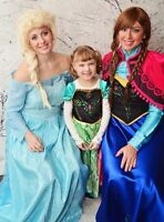Have you ever wanted to be a Princess or a Superhero??