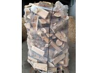 Scottish Hardwood Logs -Kiln Dried -Free Mainland Delivery